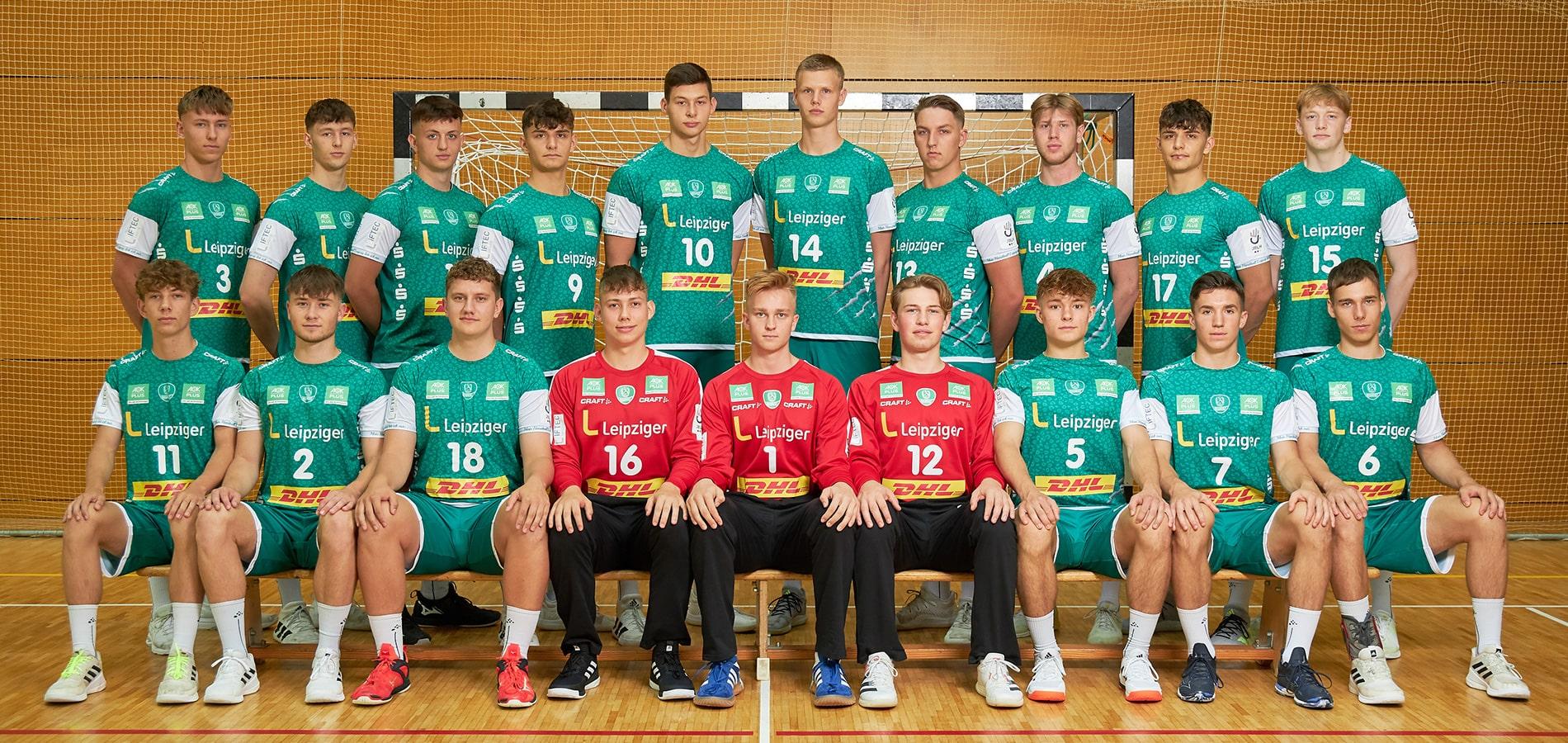 Das Team der A-Jugend