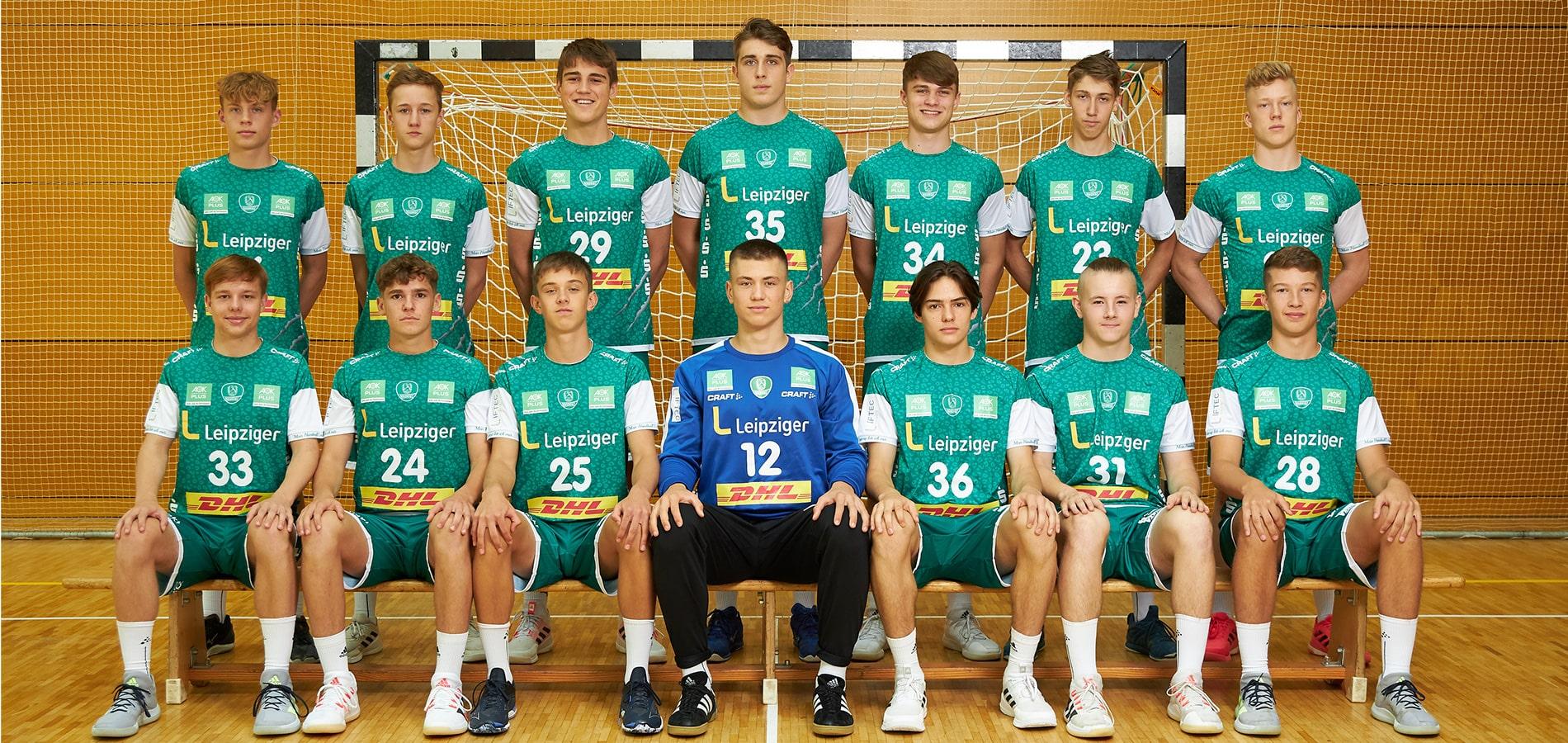 Das Team der B-Jugend