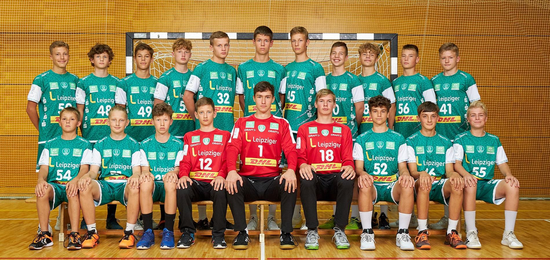 Das Team der C-Jugend