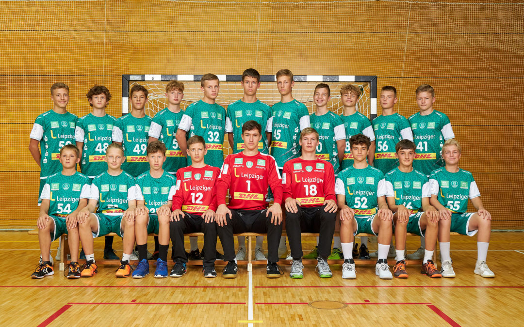 MJC – U15 mit erfolgreichem Saisonstart bei den DHL LE Open