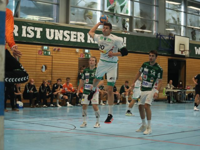 A-Jugend siegt klar in Hüttenberg