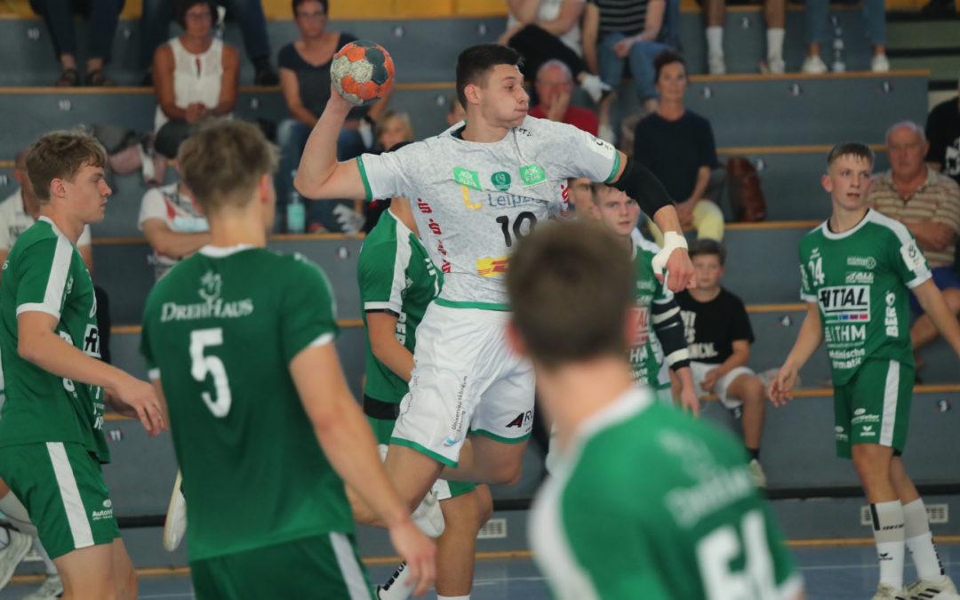 Mika Sajenev erhält Profivertrag für die kommenden drei Jahre