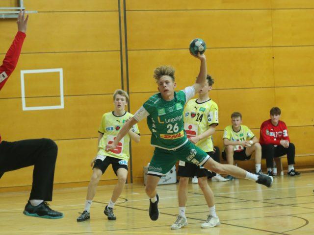 U17 mit Kantersieg gegen Hermsdorf